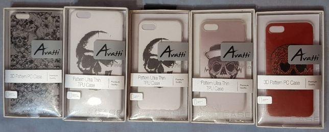 Кейсы и защитные стекла на iPhone 4, 4S, 5, 5S, 6, 6Plus, 7, 7Plus