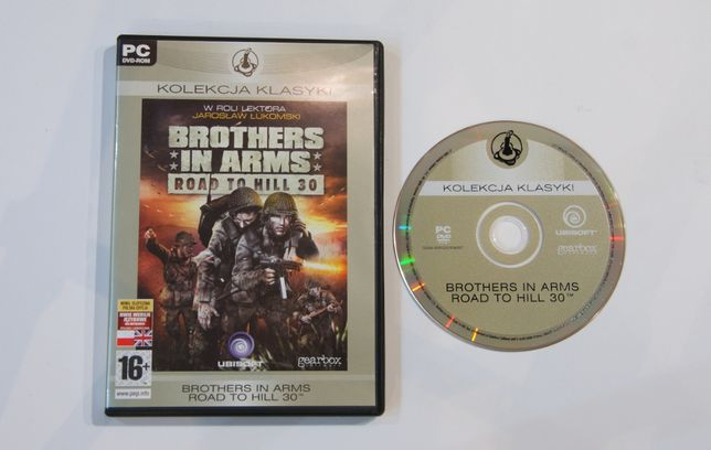 Gra PC - Brothers in Arms: Road To Hill 30 - wer PL