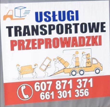 Transport,przeprowadzki TANIO na terenie Dolnego Śląska, duża plandeka