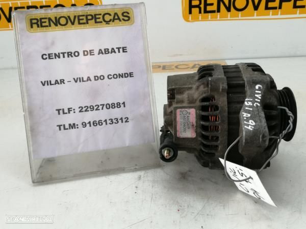 Alternador Honda Civic V Hatchback (Eg)