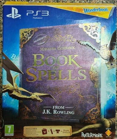 Jogo PS3 Move Livro de Feitiços