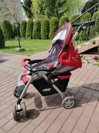 Wózek spacerowy, parasolka baby design