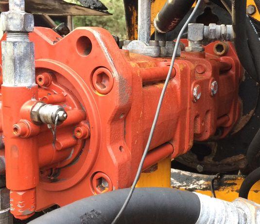 Koparka JCB JS- Pompa hydrauliczna