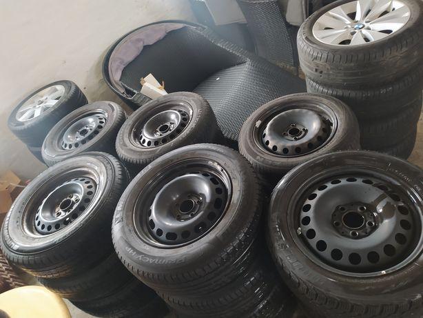 Różne rozmiary felgi koła opony et 35 40 45 Mercedes, Volkswagen Opel