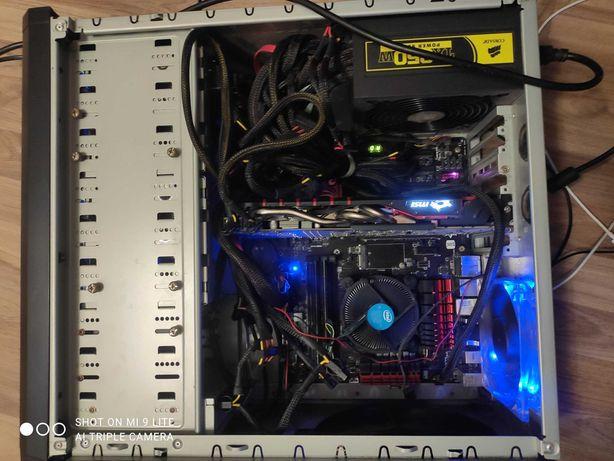 Gtx 980 4gb/ i7 4790k/ msi z97 /16 gb ddr3 игровой компьютер ssd 128