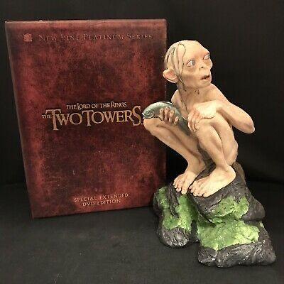 Lord of the Rings, Hobbit Smeagol Statue( Властелин Колец,статуэтка)