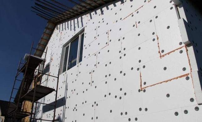 Фасадные работы Утепление Декоративные отделки