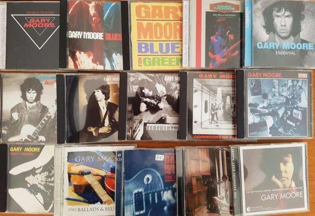 CD Gary Moore blues british blues hard rock