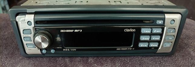 Radio samochodowe Clarion DB348RMP
