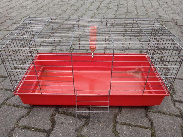 Klatka dla chomika świnki morskiej królika gryzoni gryzonia