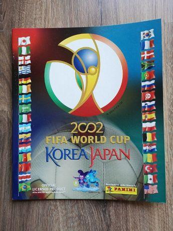 Caderneta Mundial 2002