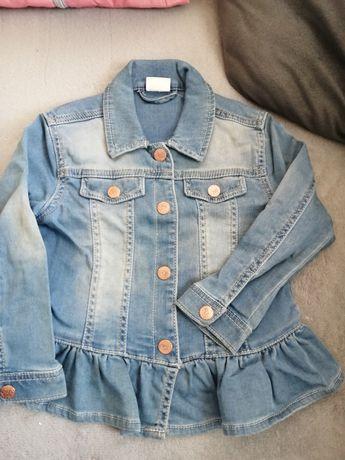 Kurteczka jeansowa dla dziewczynki