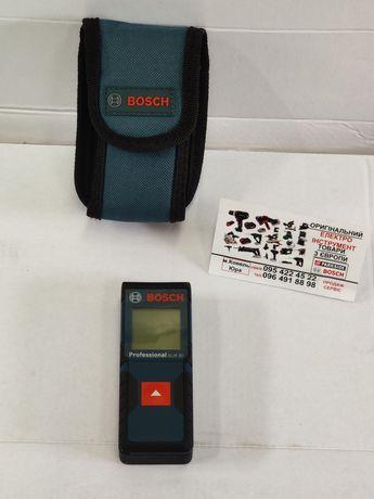 ОРИГ лазерна рулетка сГерман Bosch GLM 30/лазерный дальномер/далекомір