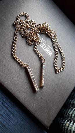 Michael Kors łańcuszek kolor złoty oryginalny