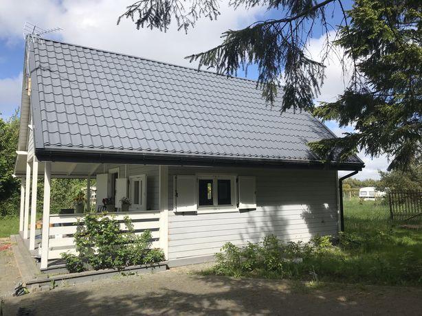 Domek nad morzem koło Jarosławca