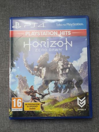 Horizon Zero Dawn PS4 PL