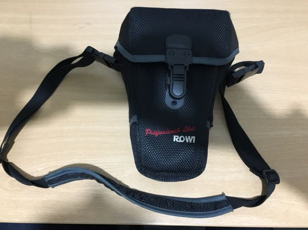 Bolsa para maquina fotografia reflex