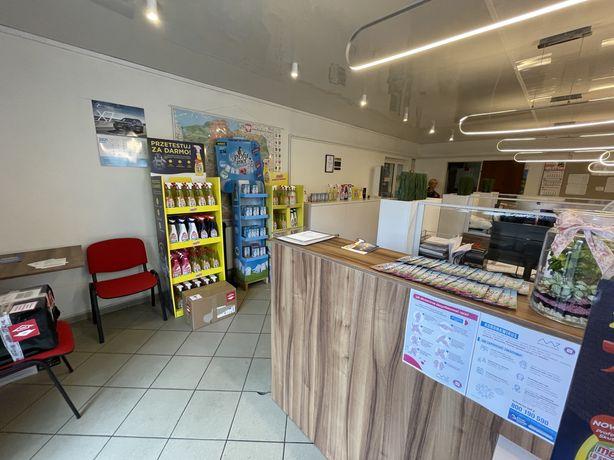 Lokal biurowy plus hala magazynowa
