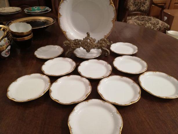 Rosenthal. Konfiturówki, zestaw deserowy. Porcelana