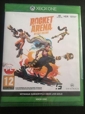Nowa Rocket Arena gra Xbox One PL