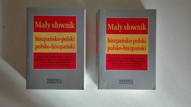 Słownik polsko-hiszpański, hiszpańsko-polski