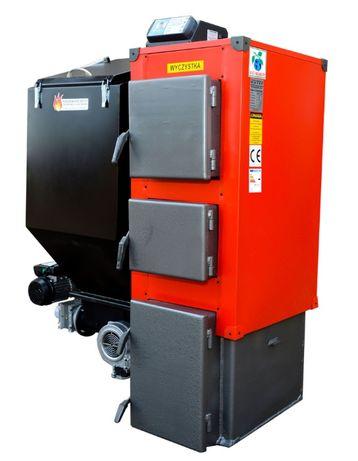 130 m2 moc 20 kW KOCIOL z podajnikiem PIEC na ekogroszek DUO 16 17 18