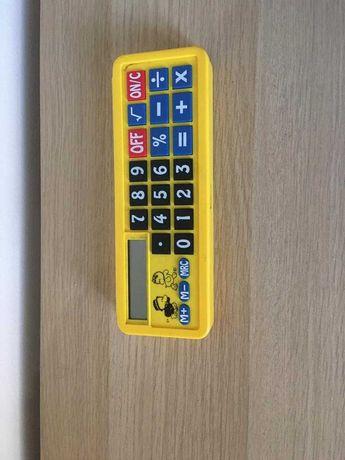 Estojo Infantil com calculadora