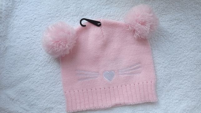 Новая шапка на весну, для девочки!!!