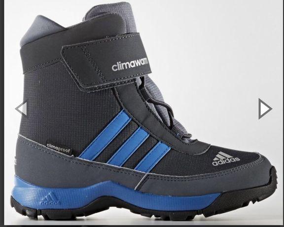 Детские ботинки adidas adisnow kids