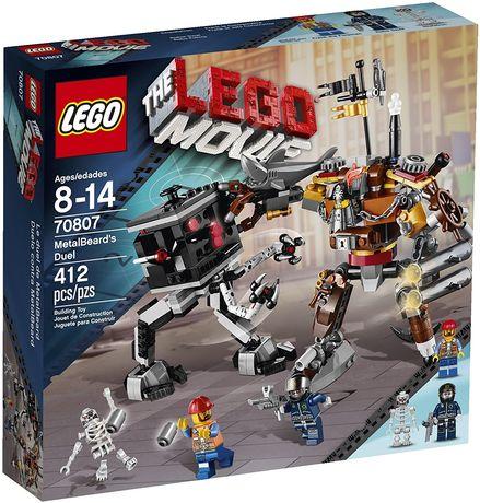 Lego The Movie. 70807