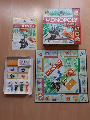 Gra Monopoly Junion 5+