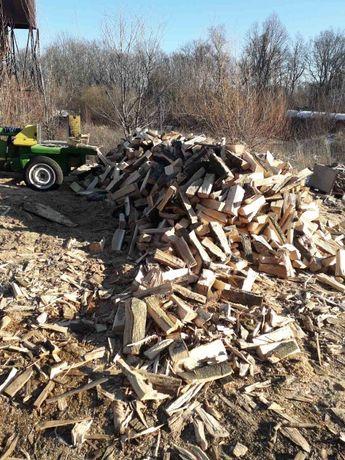 Самосвал дров колотых + Бесплатная доставка