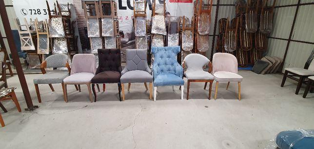 Krzesła pojedyncze sztuki