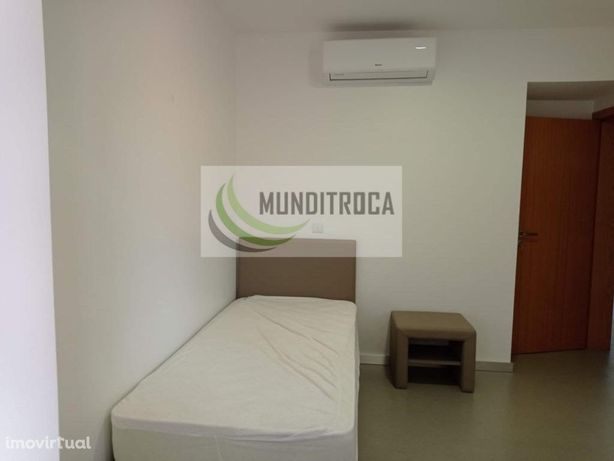 Quarto suite perto do Bragaparque