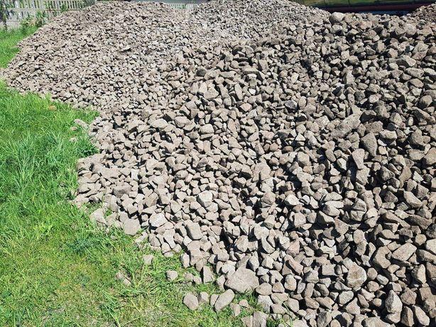 Kamień kolejowy 45 zł tona + transport