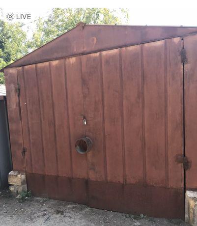 Сдам металлический гараж 4 Таврический, кооператив «милосердие»