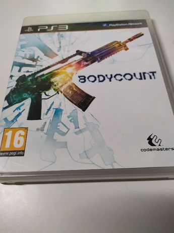 Gra Bodycount PS3