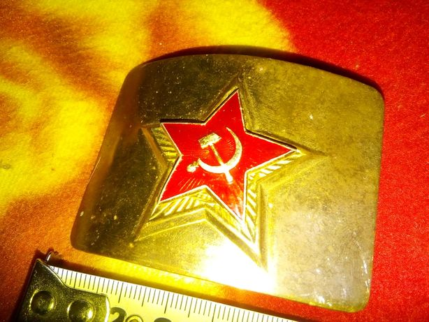 Пряжка ремня ВС СССР