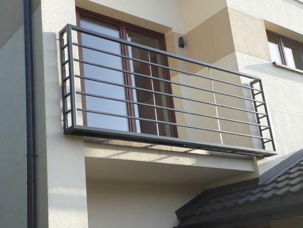 Balustrada barierka ogrodzenie