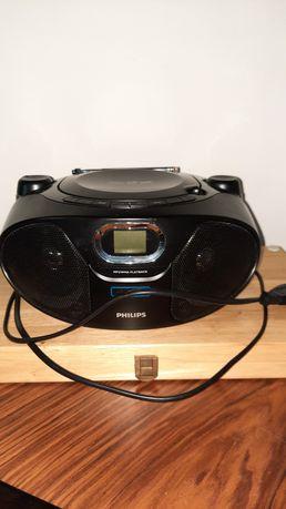Cd , mp3/WMA playback , usb, radio odtwarzacz Philips