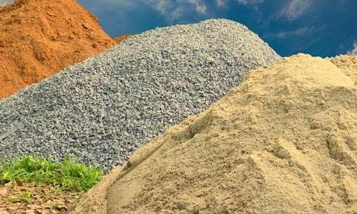 Пісок Щебінь Відсів Песок Щебень Отсев Самосвал Самоскид