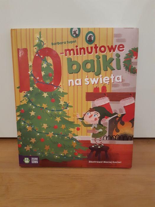 NOWA 10-minutowe bajki na Święta Barbara Supeł Warszawa - image 1