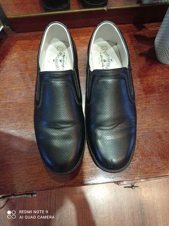 Туфлі шкіряні на хлопчика