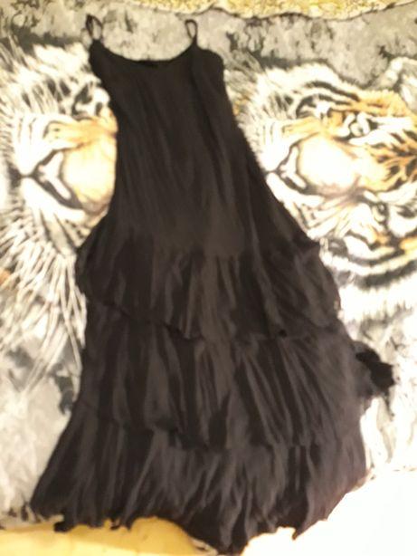 Sukienka czarna damskie