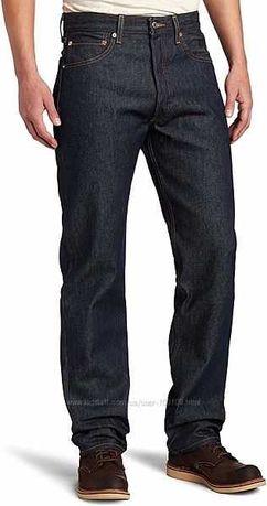 Новые Levis 501 Original Fit Jeans 32W 38L