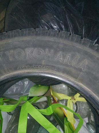 Зимняя резина YOKOHAMA  ICE GUARD 225/65 R17шипованная4 шт.комплект.
