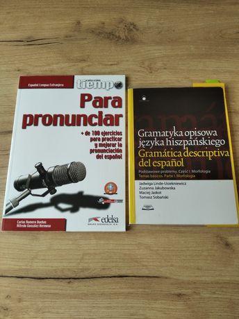 Książki do j.hiszpańskiego