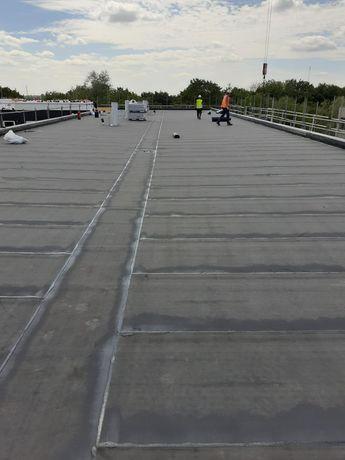 Dachy płaskie renowacje ocieplenie dachów