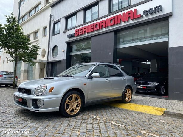 Subaru Impreza 2.0 WRX SW