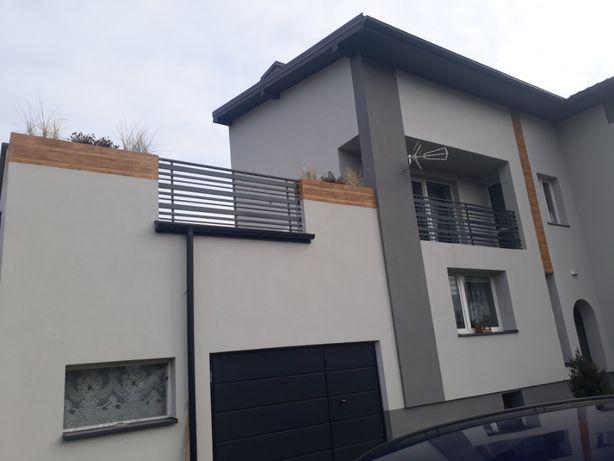 Balustrady balkonowe balkony na każdy wymiar
